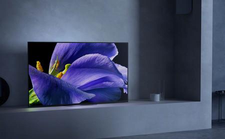 Sony anuncia sus nuevos televisores LCD y OLED para 2019, que serán también compatibles con AirPlay de Apple