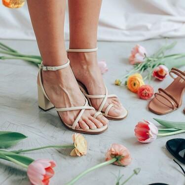Las siete sandalias más bonitas de la primavera-verano 2021 que serán tendencia y que puedes comprar ya