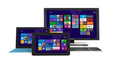 Windows 8.1 habría duplicado su cuota de uso en octubre, según Net Marketshare