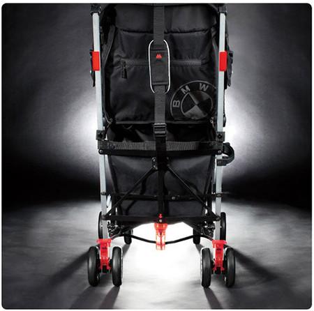 Maclaren bmw el modelo de cochecito m s deportivo de maclaren for Modelos silla maclaren