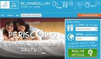 El Periscopio, un buscador de alojamiento gratis para los niños