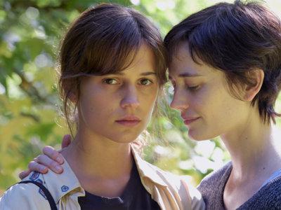 'Euphoria', primera imagen de Alicia Vikander y Eva Green como hermanas
