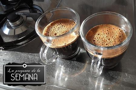 El relaxing cup of café con leche ¿en casa o en el bar? La pregunta de la semana