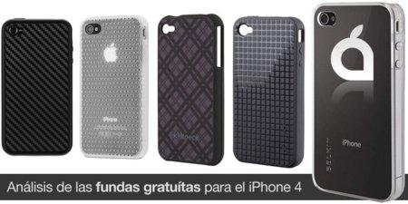 Las fundas gratuitas del iPhone 4, elige tu preferida
