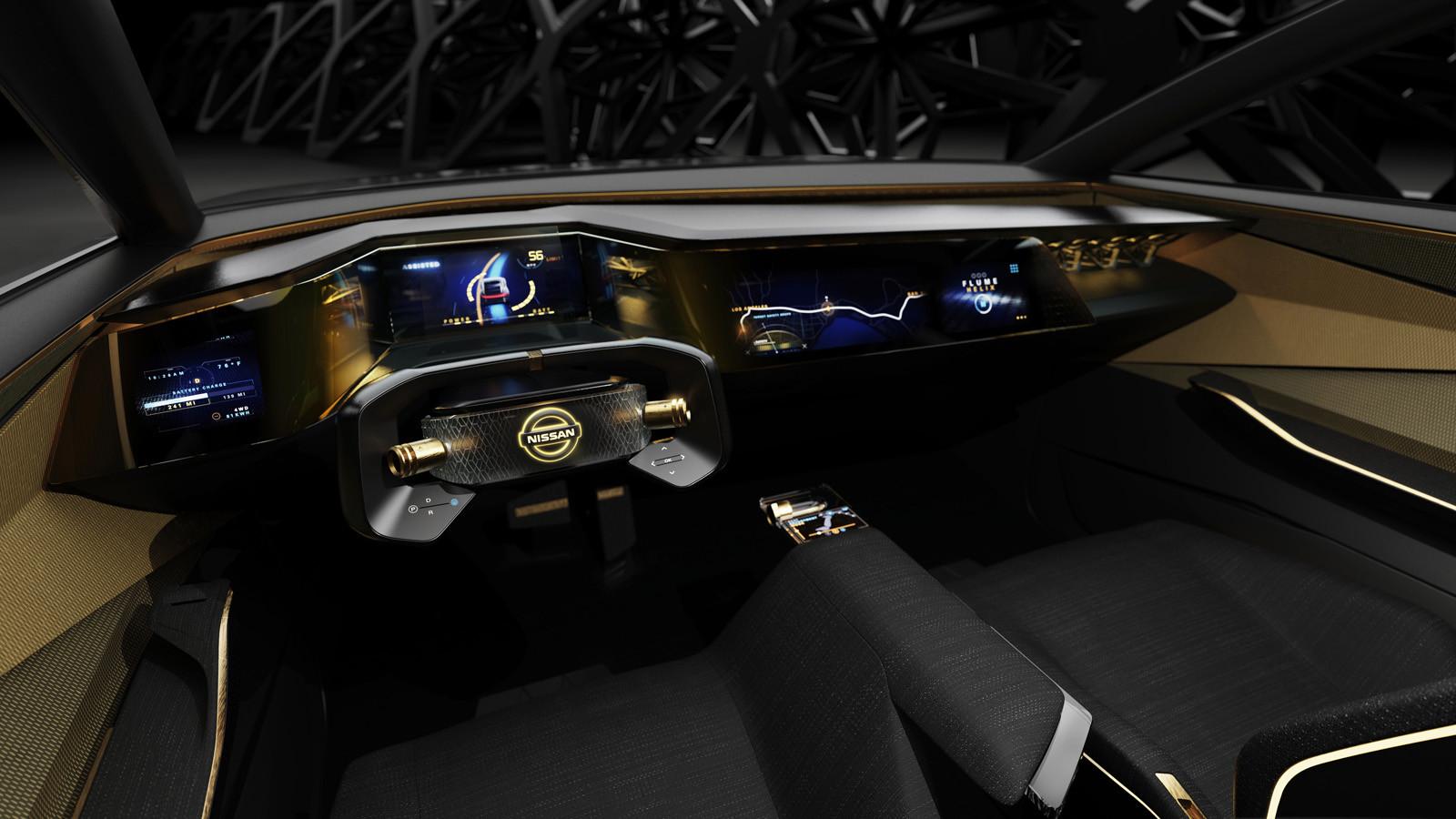 Foto de Nissan IMs EV Sports Sedan concept (24/31)