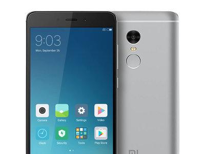 Xiaomi Redmi Note 4, en versión global con banda 800MHz, por 122 euros y envío gratis