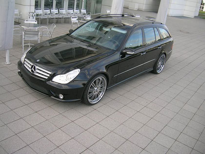 Mercedes benz cls e55 amg station wagon for Mercedes benz cls wagon
