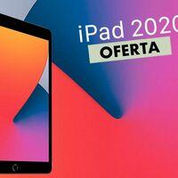 Amazon tiene 100 euros más barato el iPad 2020 WiFi+Celular de 32 GB. Llévatelo por 419 euros
