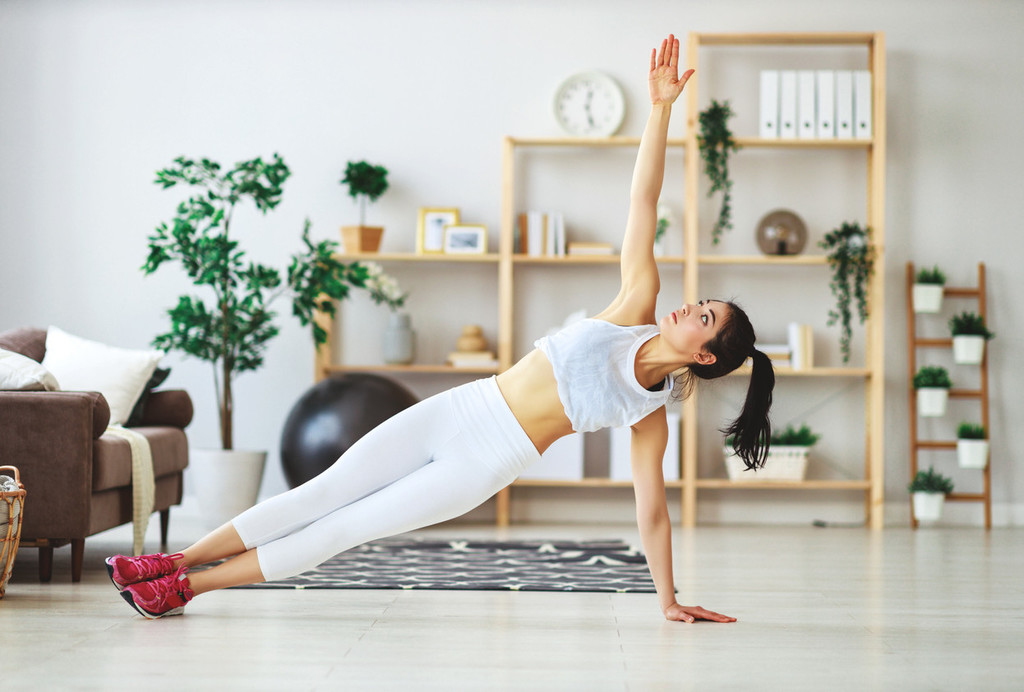 Cómo aplicar la sobrecarga progresiva si estamos entrenando en casa para seguir mejorando