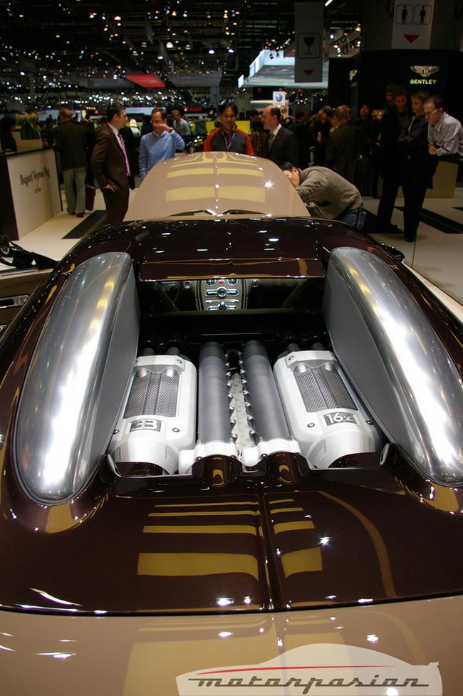 Foto de Bugatti Veyron Hermès en el Salón de Ginebra (18/24)