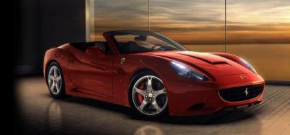 Ya llegó el nuevo Ferrari California a Barcelona