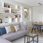 Un piso pequeño diseñado al detalle con buenas soluciones decorativas en Sitges