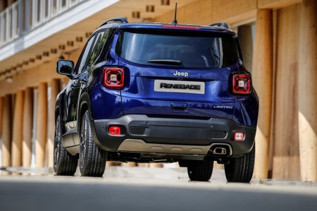 Jeep R Renegade 2020