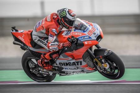 Brembo exculpa a Jorge Lorenzo: Hubo fallo mecánico en los frenos de la Ducati en Catar