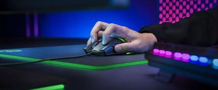 Mouse gamer Razer Viper con descuento en Amazon México