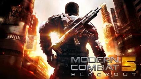 Análisis de Modern Combat 5, el Call of Duty de los smartphones