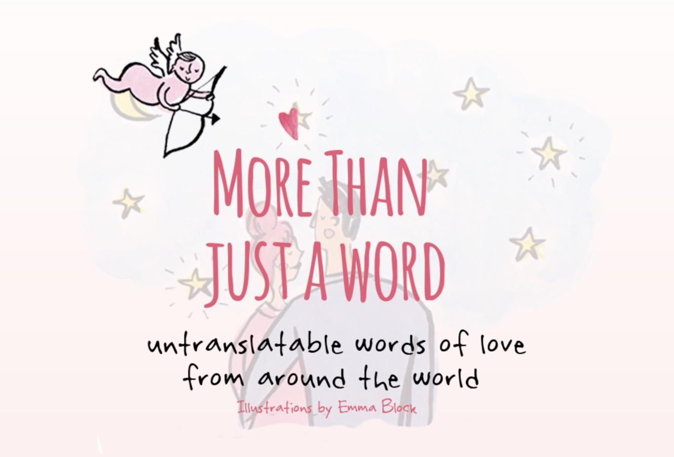 29 Palabras Y Frases De Amor Que No Tienen Traducción A Otro