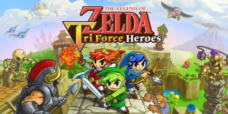 Nuevos desafíos aguardan en la actualización gratuita de The Legend of Zelda: Tri Force Heroes