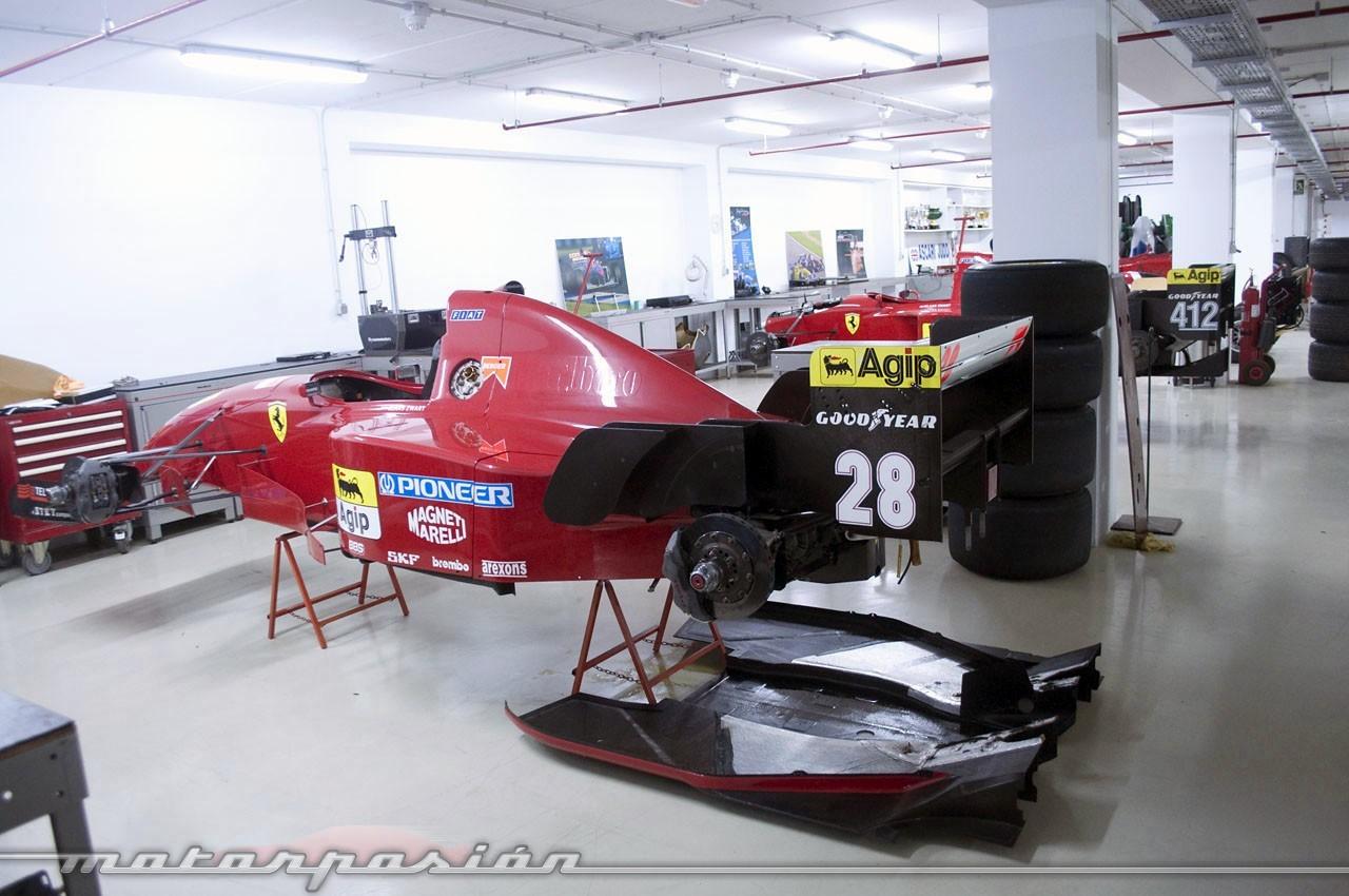 Foto de El garaje de ensueño del Ascari Race Resort (35/36)