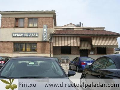 Restaurante El Riscal en Carbonero El Mayor, Segovia.