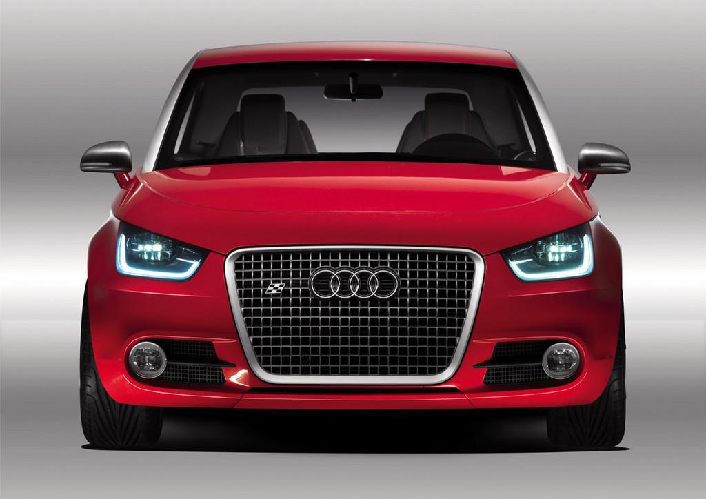 Foto de Audi A1 Metroproject Quattro Concept (1/35)