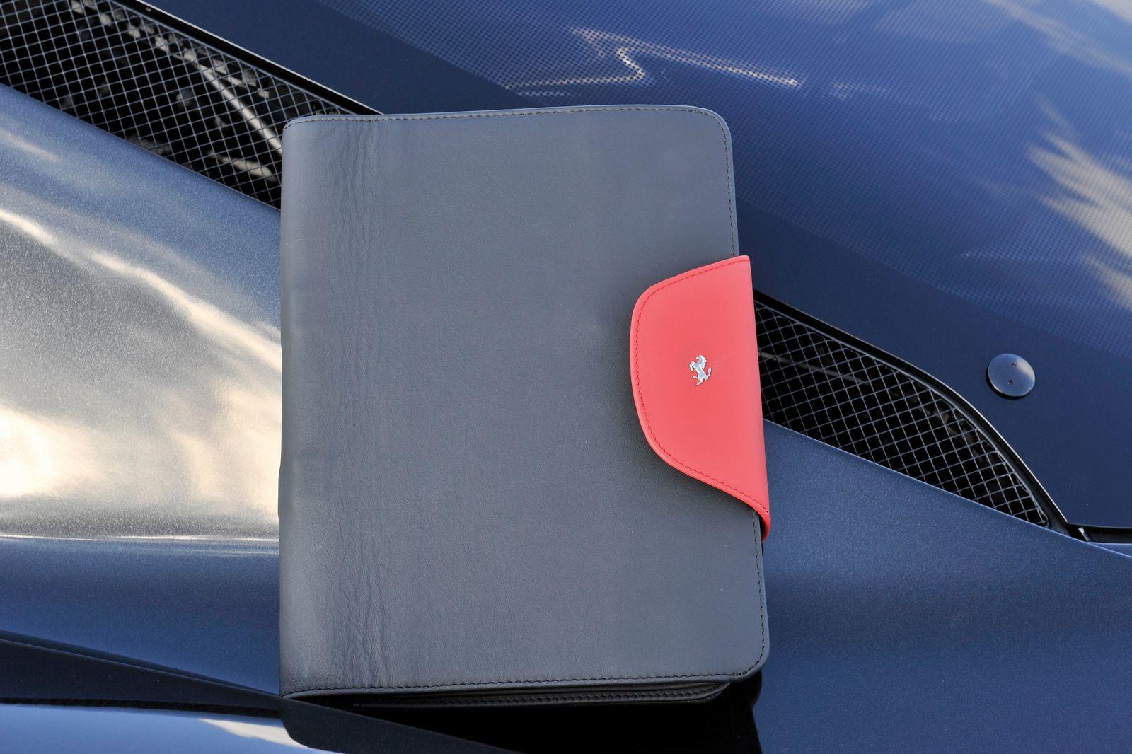 Foto de Ferrari Enzo subasta (4/27)