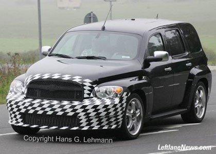 Chevrolet HHR SS Turbo