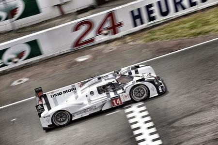24 horas de Le Mans 2014: Porsche y Mark Webber, en la pole provisional