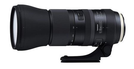 Tamron Sp 150 600 Mm F5 63 Di Vc Usd G2