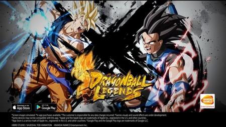 Ya puedes reservar Dragon Ball Legends, el nuevo juego de la saga para iOS