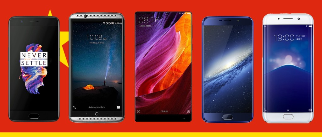 Moviles Chinos Android