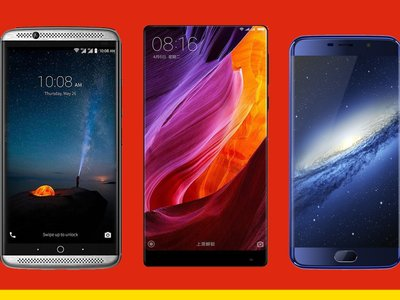 Los mejores móviles chinos de 2017
