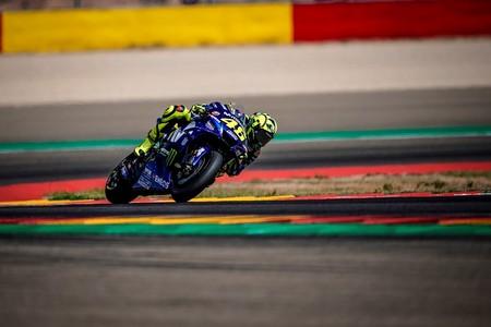 Valentino Rossi Aragon Crisis Yamaha