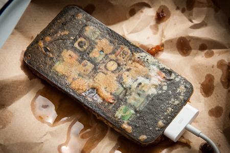 Gadgets como comida rápida: imagen de la semana