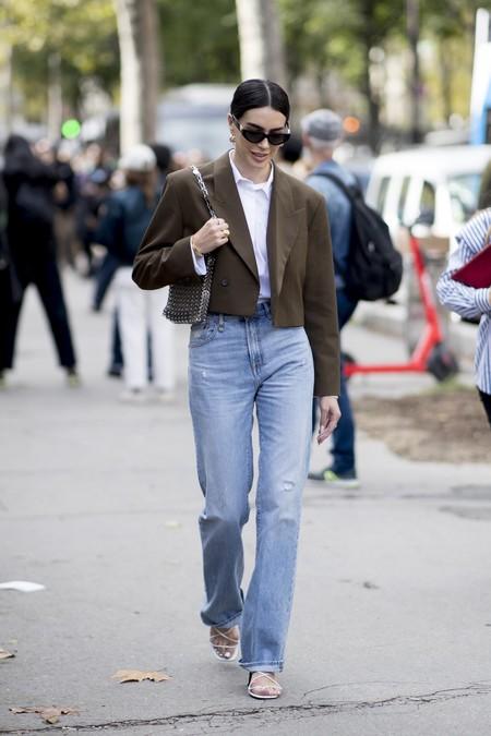 Nueve Ideas Inspiradoras De Chaquetas Para Llevar Con Camisa Según El Street Style