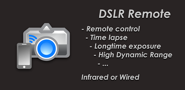 DSLR Remote para Android