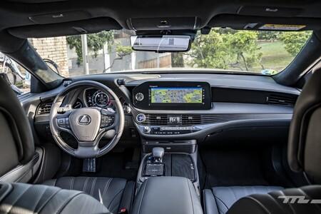 Lexus Ls 500h 2021 Prueba 051