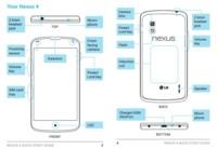 LG Nexus 4 tendrá versiones de 8 y 16GB, ¿carga inalámbrica?