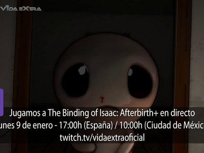 Streaming de The Binding of Isaac: Afterbirth+ hoy a las 17:00h (las 10:00h en Ciudad de México) [finalizado]