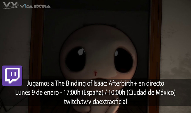 The Binding Of Isaac Afterbirth Plus Directo