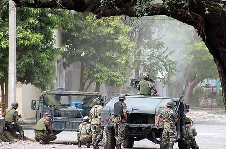 Fuerza Del Estado Michoacan