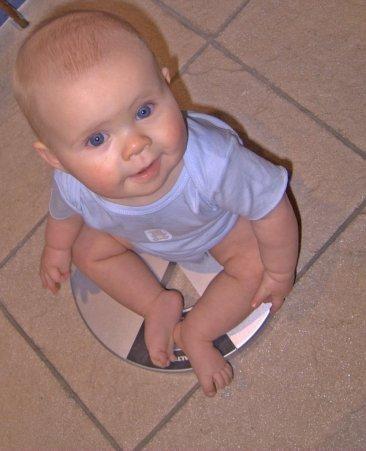 Calculadora de IMC (índice de masa corporal) para niños