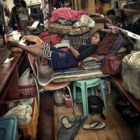 El tifón Haiyan, por David Guttenfelder