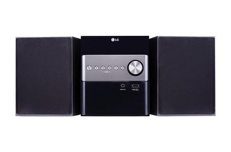 Microcadena LG CM1560 de 10W, con Bluetooth y USB, más barata que nunca en Amazon: 53,99 euros y envío gratis