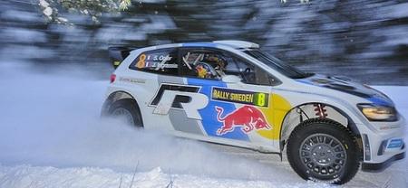 Rally de Suecia: los Volkswagen vuelan mientras Dani Sordo se deja una minutada