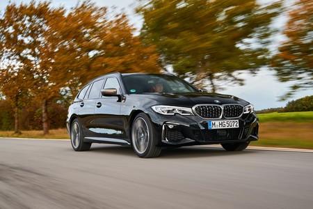 BMW M340d: 340 CV, microhíbrido y etiqueta ECO para el diésel más potente de la Serie 3, desde 72.100 euros
