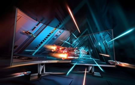 GIGABYTE presenta sus nuevos monitores gaming: 5 modelos con diagonales de hasta 32 pulgadas, 165 Hz y tiempo de respuesta de 1 ms