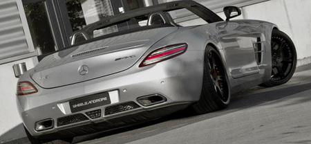 Wheelsandmore Mercedes-Benz SLS AMG Roadster