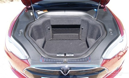 Tesla Model S prueba en Ibiza 31