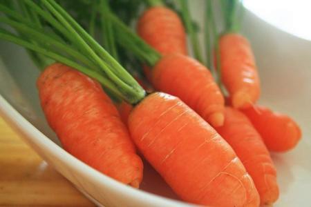 Carotenos: colores antioxidantes